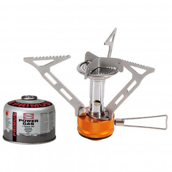 LACD - Muzkol - PowerGas - Cooking set
