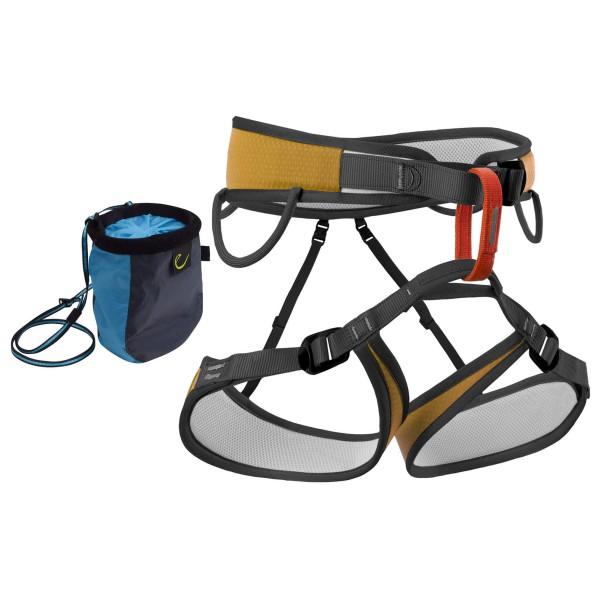 Bergfreunde.de - Klettergurt - Chalk Bag Set Starter 1 - Kletterset
