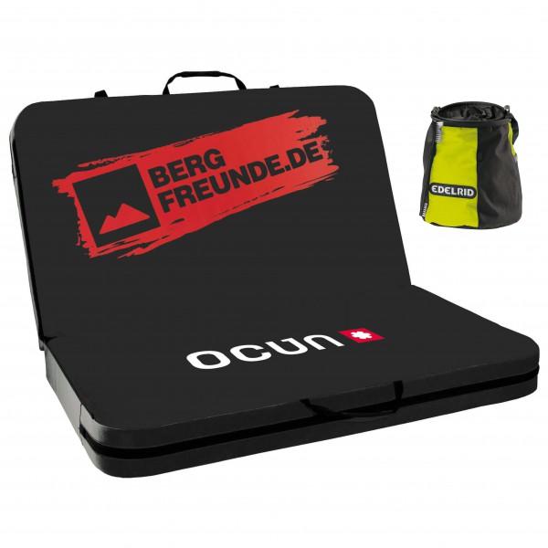 Bergfreunde.de - Crashpad - Boulder Bag Set - Crashpad