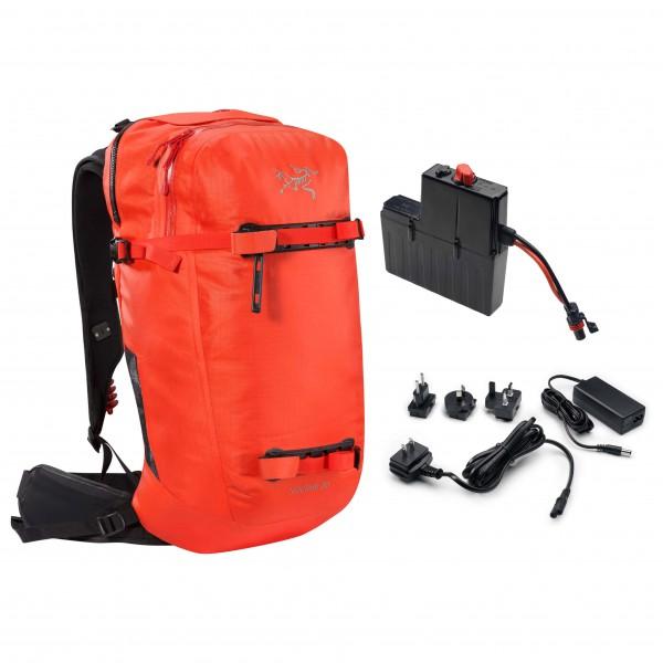 Arc'teryx - Avalanche backpack set - Voltair 20