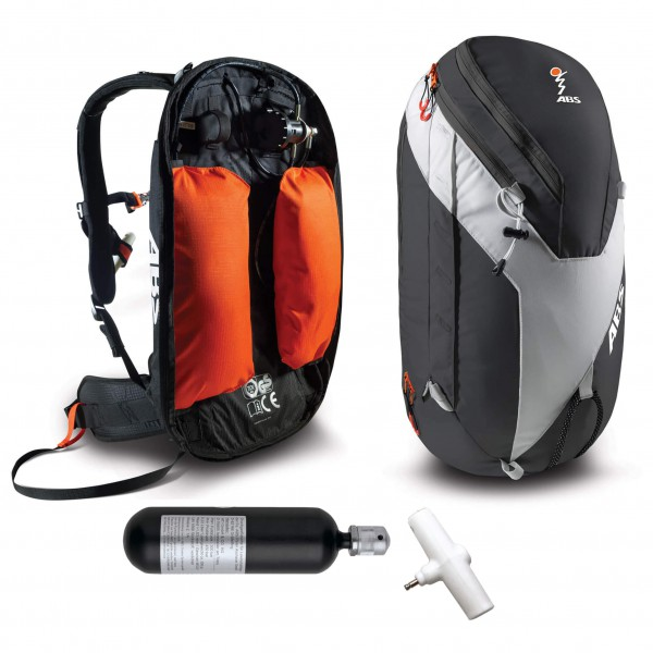 ABS - Vario 24 Stahl - Avalanche airbag set