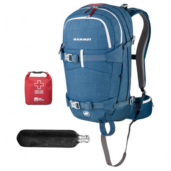 Mammut - Ride Removable 22 Carbon - Avalanche airbag set