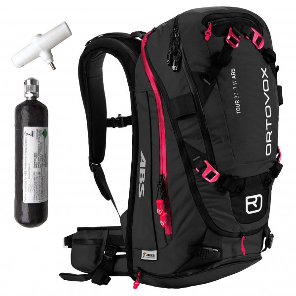 Ortovox - Wmn Tour 30 Carbon - Avalanche airbag set