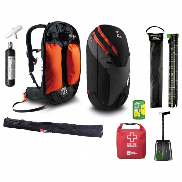 ABS - Vario 24 Big Pack Carbon - Lawinerugzakset
