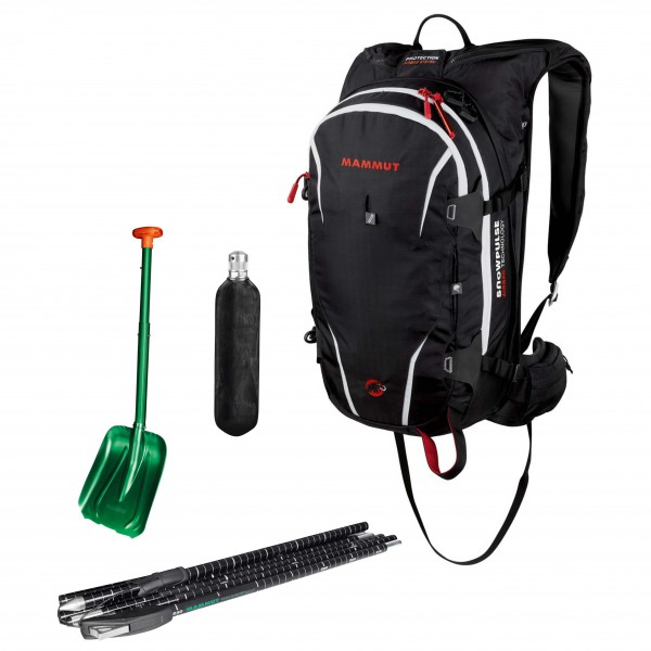 Mammut - Ride Protection 22 Carbon - Lawinenrucksack-Set