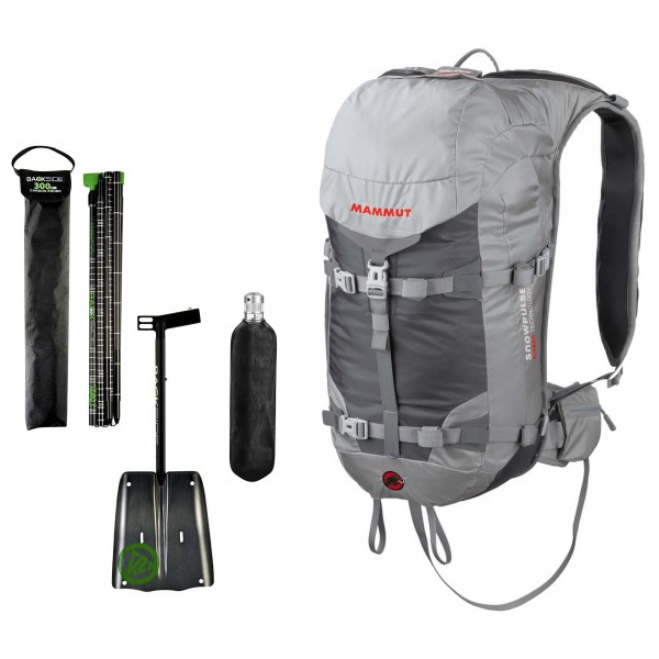 Mammut - Light Protection 30 Carbon II - Avalanche airbag set