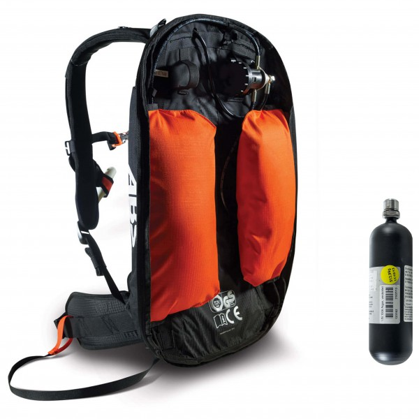 ABS - Base-Unit Stahl - Avalanche airbag set