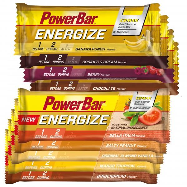 PowerBar - Riegel-Set 9er - Energieriegel