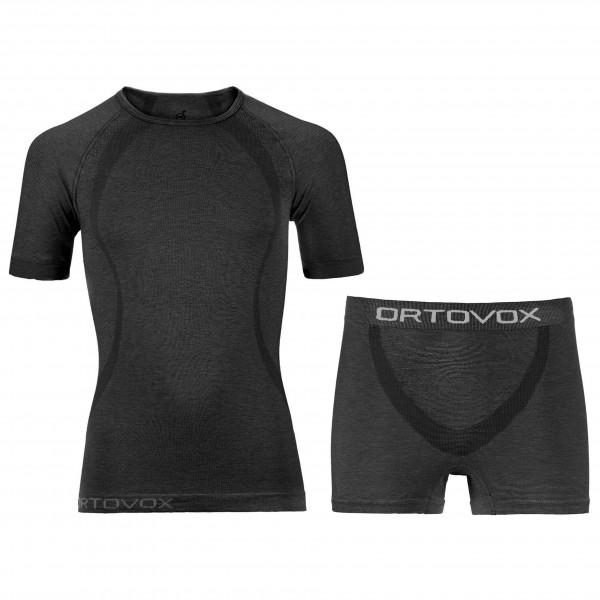 Ortovox - Unterwäsche-Set - Merino Competition Shirt & Boxer - Merino-ondergoed