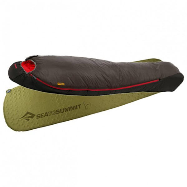 Mammut - Schlafsack-Set - Kompakt 3-Season - Camp Mat - Synthetic sleeping bag