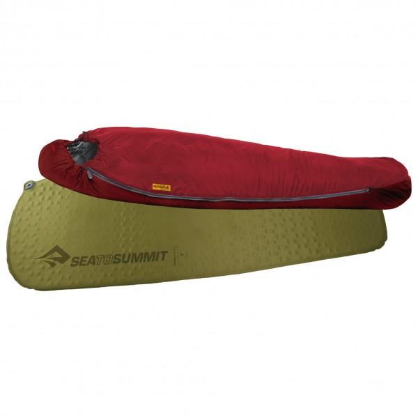 Mammut - Schlafsack-Set - Kompakt Spring - Camp Mat
