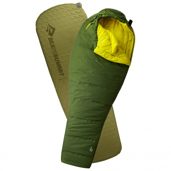 Sea to Summit - Schlafsack-Set - Lamina Z Flame - Camp Mat