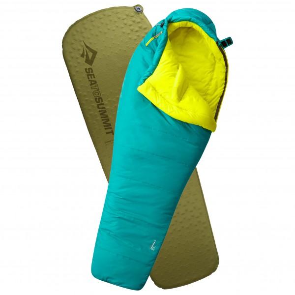Sea to Summit - Schlafsack-Set - Laminina Z Flame - Camp Mat - Synthetic sleeping bag