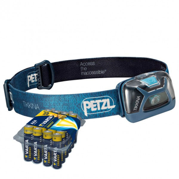 Petzl - Stirnlampen-Set - Tikkina - Energy AAA 24er - Head torch