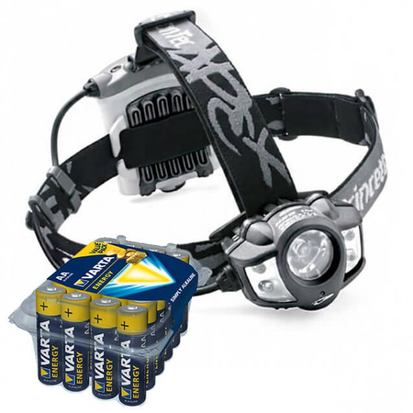 Princeton Tec - Stirnlampen-Set - Apex - Energy AA 24er - Linterna frontal