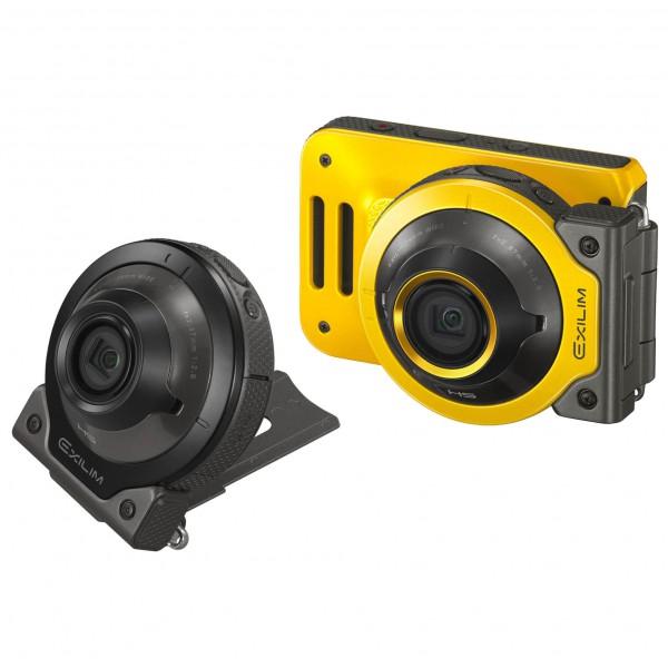 Casio - Kamera - Set Exilim EX-FR-100 - Lens Unit - Camera