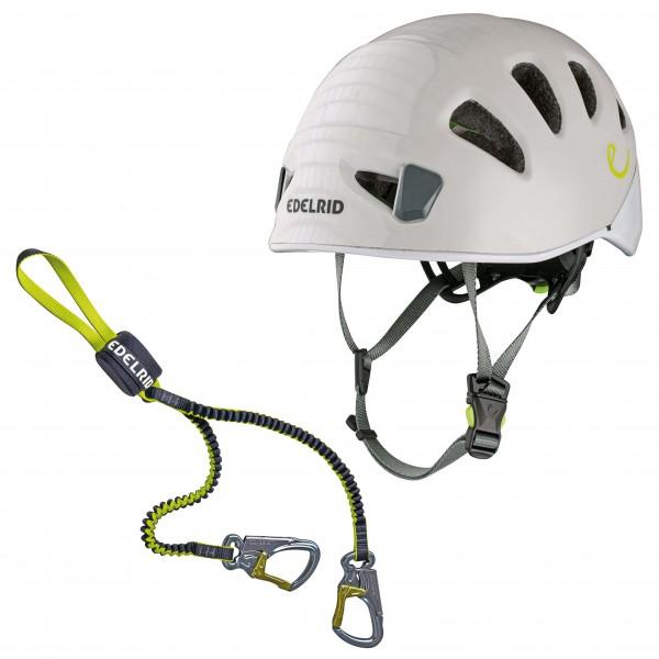 Edelrid - Klettersteig-Helm-Set Via Ferrata Basic - Klettersteigset