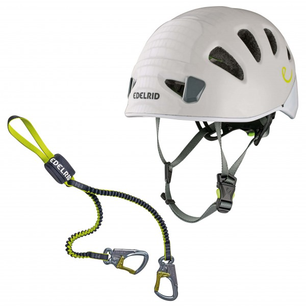 Edelrid - Klettersteig-Helm-Set Via Ferrata Basic - Via ferrata -kiipeilysetti