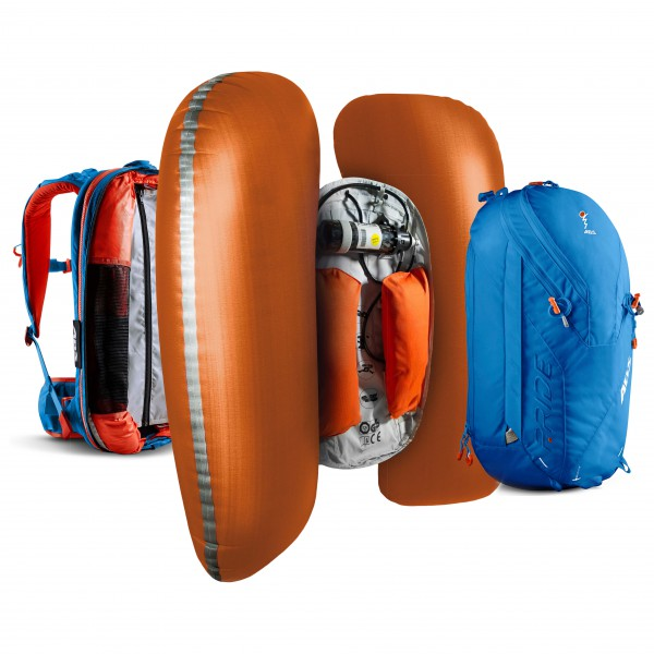 ABS - P.RIDE 32 Carbon - Pack sac à dos airbag