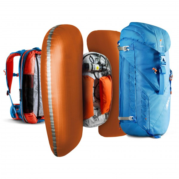 ABS - Avalanche backpack set - Avalanche airbag set