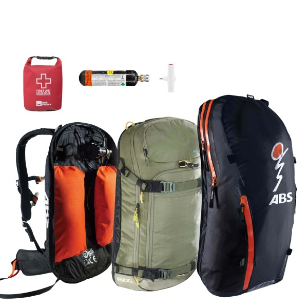 ABS - Evoc Guide Team Ultralight - lawinerugzakset