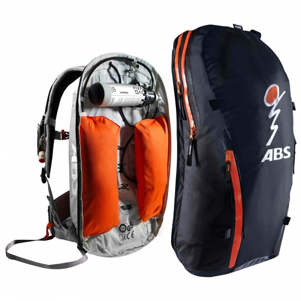 ABS - Vario 18 Ultralight Carbon - Avalanche airbag set