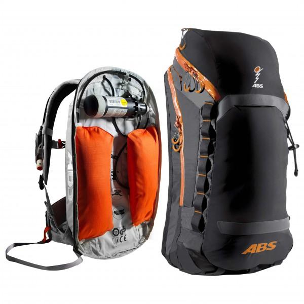 ABS - Lawinenrucksack-Set - Vario 30 Stahl - Avalanche airbag set