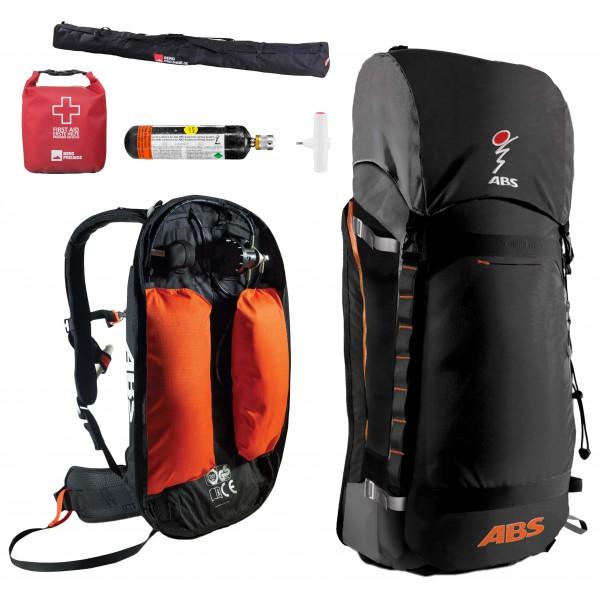 ABS - Vario 55 Carbon + Zubehör - Pack sac à dos airbag