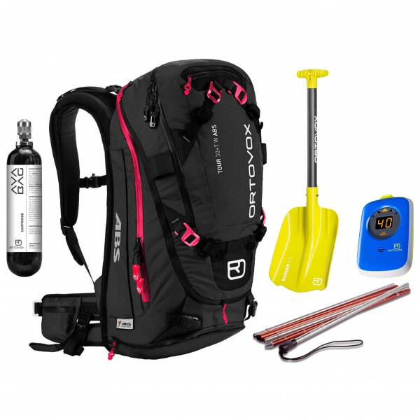 Ortovox - Avalanche backpack set - Avalanche airbag set