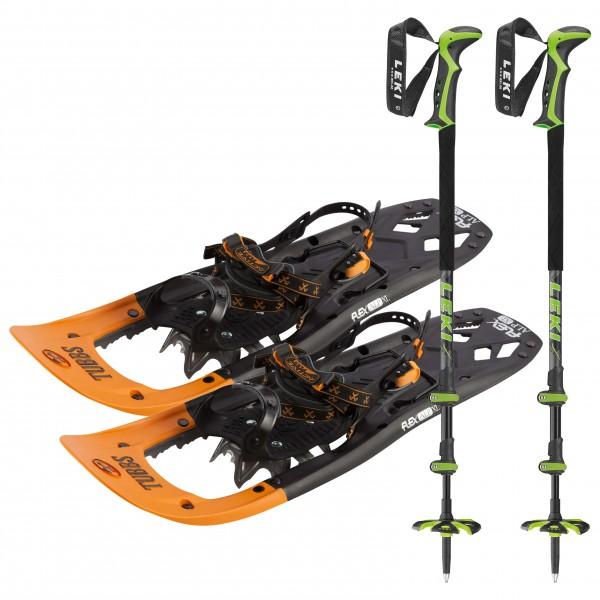 Tubbs - Flex Alp XL - Civetta Pro - Ensemble de raquettes à neige
