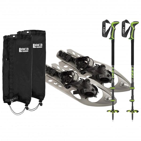 Inook - Schneeschuh-Set VXM - Civetta Pro & Gaiter UL - Snowshoes set