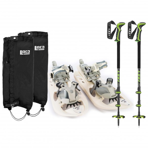 Inook - Odalys - Civetta Pro & Gaiter UL - Set de raquetas de nieve