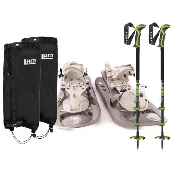 Inook - Odyssey - Civetta Pro & Gaiter UL - Snowshoes set