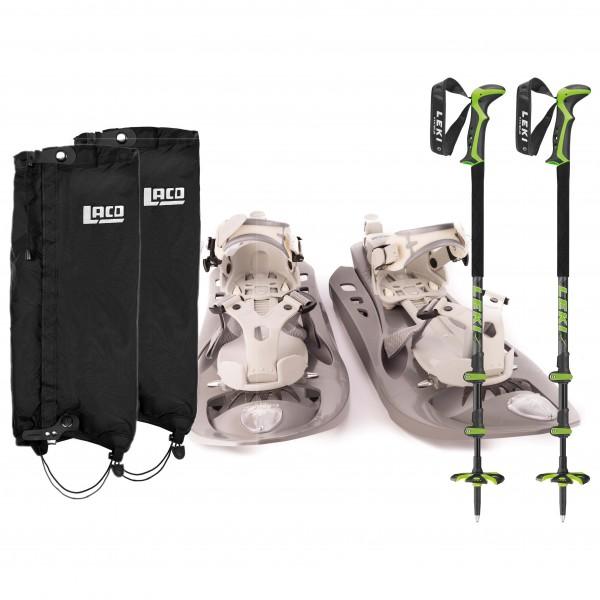 Inook - Schneeschuh-Set Odyssey - Civetta Pro & Gaiter UL