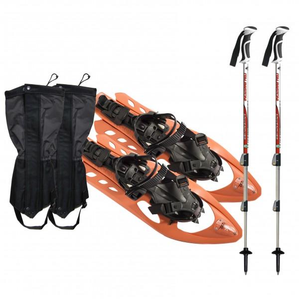 Inook - Schneeschuh-Set VXL - Adventure DLS & Gamasche - Snowshoes set