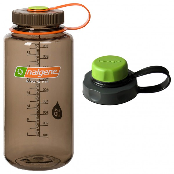 Nalgene - Trinkflaschen-Set - Everyday Weithals - CapCap