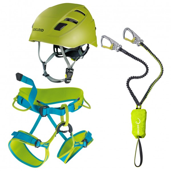 Edelrid - Kit Via Ferrata Women's Jayne II - Klettersteigset