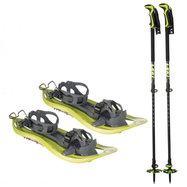 TSL - 305 Start Grip - Civetta Pro - Snowshoes set