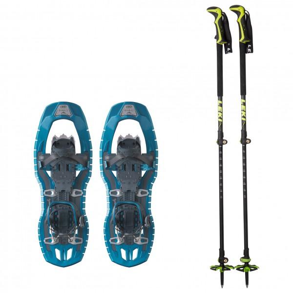 TSL - Symbioz Hiker 2 - Civetta Pro - Set de raquetas de nieve