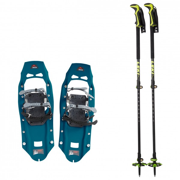 MSR - Evo Trail 22- Civetta Pro - Set de raquetas de nieve