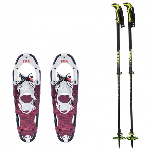 Tubbs - WILDERNESS 21W - Civetta Pro - Snowshoes set