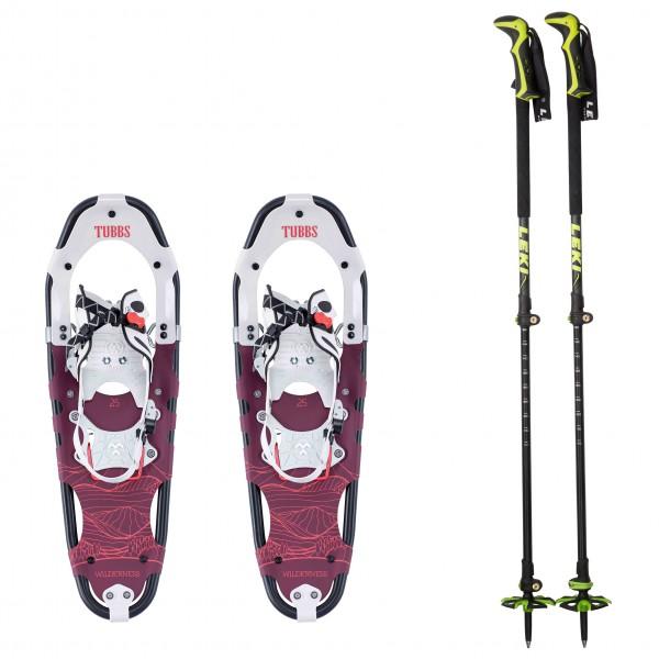 Tubbs - WILDERNESS 25W - Civetta Pro - Snowshoes set