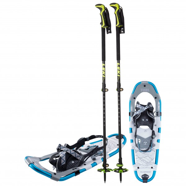 Tubbs - WILDERNESS 30 - Civetta Pro - Snowshoes set