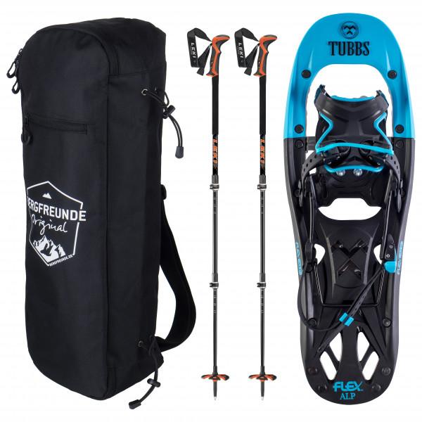 Bergfreunde.de - Tubbs Flex Alp 22 Leki Civetta Pro Schuhtasche - Set de raquetas de nieve