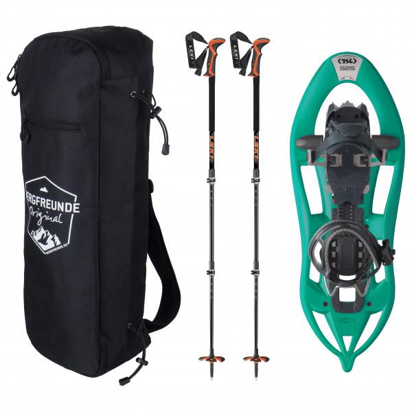 Bergfreunde.de - TSL Hike Grip 325 Leki Civetta Pro Schuhtasche - Snowshoes set