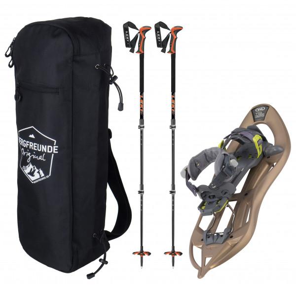 Bergfreunde.de - TSL Escape Mountain 325  Leki Civetta Pro Schuhtasche - Snowshoes set