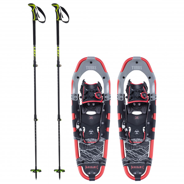 Tubbs - Panoramic 30 Civetta Pro - Snowshoes set