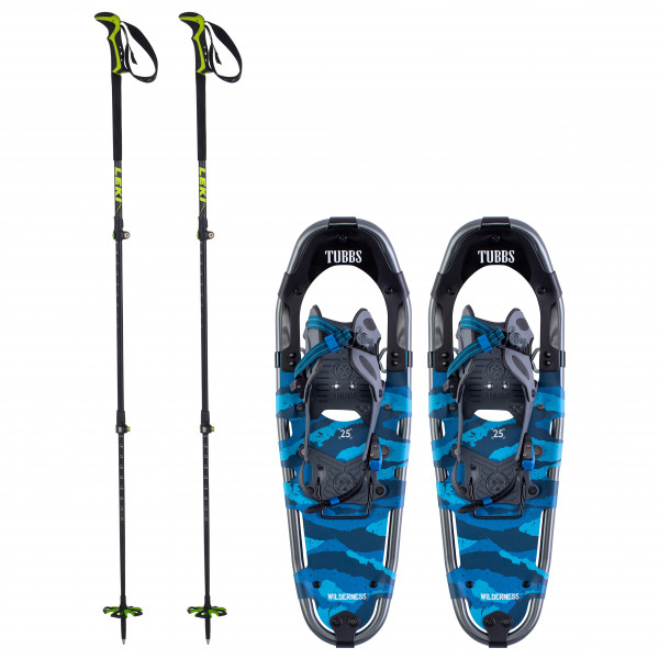 Tubbs - Wilderness 30 Civetta Pro - Snowshoes set