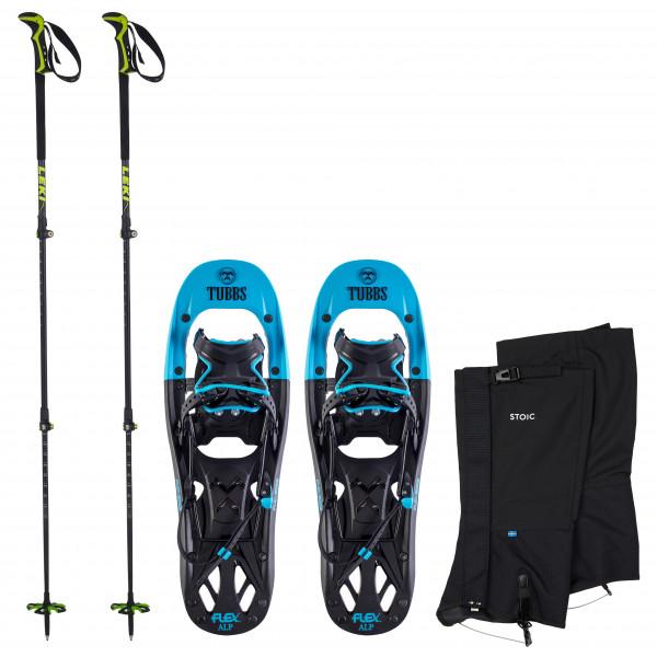 Tubbs - Flex ALP 22 Civetta Pro Gaiter St. - Snowshoes set
