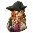 Jibbitz - Elisabeth Swann - Pirates of the Caribbean
